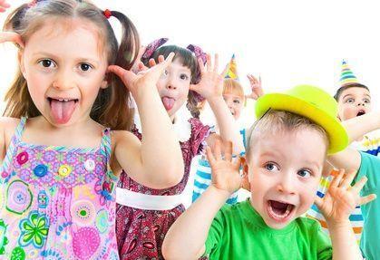 Lista de actividades para animaciones infantiles a domicilio